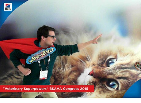 Being social at BSAVA Congress
